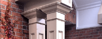 PVC Prestige Columns