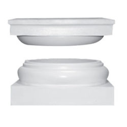 Fibreglass Capitals and Bases